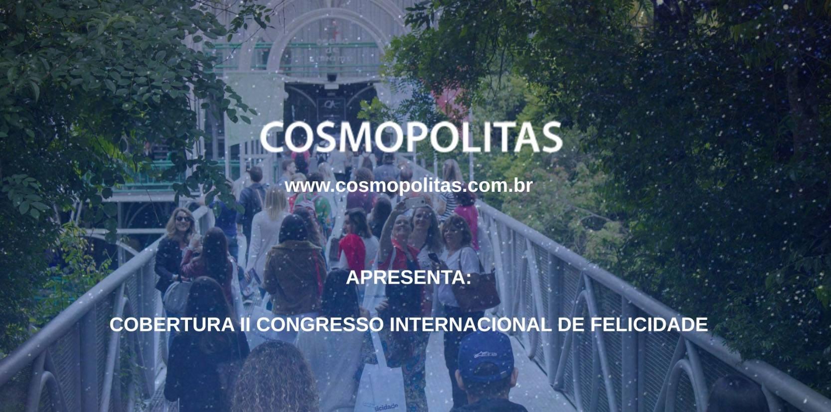Congresso Internacional de Felicidade