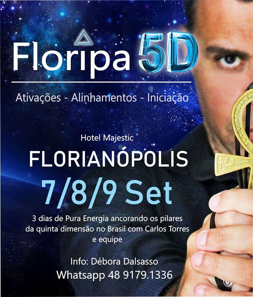 Curso Carlos Torres em Florianópolis