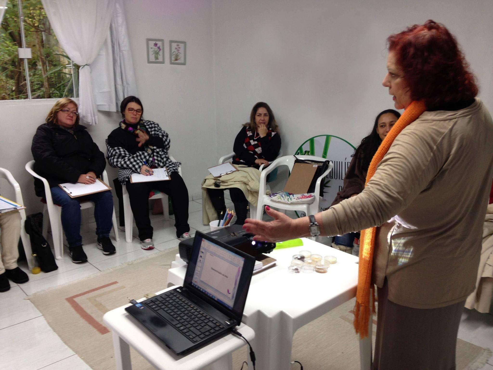 Curso Biotipologia Cacilda Moreno