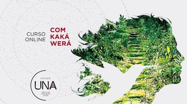 Curso Xamanismo como Caminho de Autoliderança com Kaká Werá Online