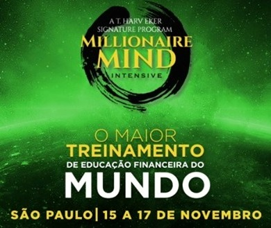Treinamento Millionaire Mind Intensive MMI São Paulo SP