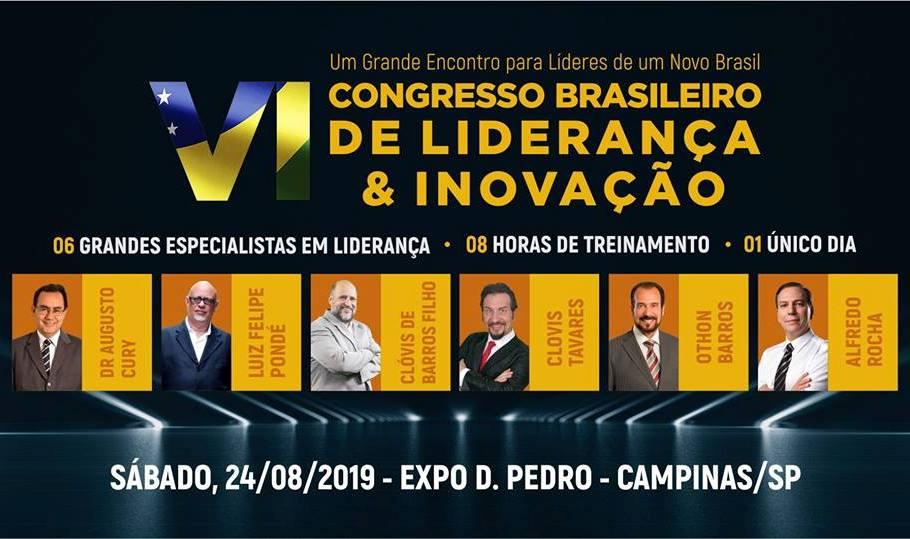 VI Congresso Liderança Inovação Campinas