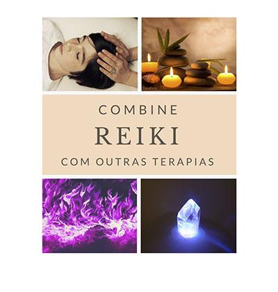 Curso Combine Reiki com Outras Terapias com Kátia Maciel - Online