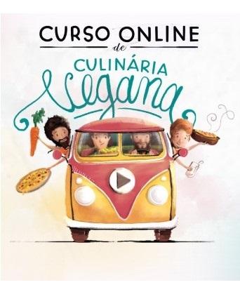 Culinaria Vegana Curso Online