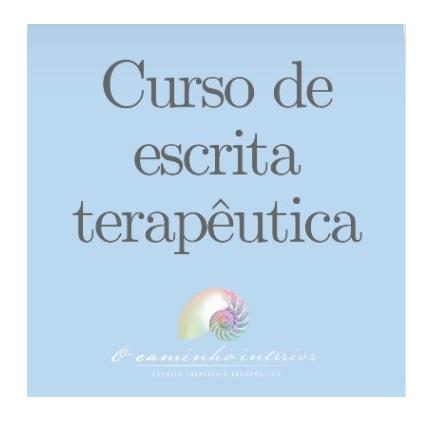 Escrita Terapêutica e Criativa Curso Online Karina Heid