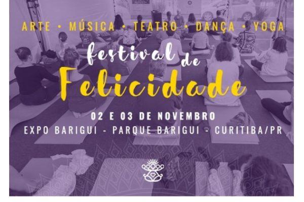 Festival de Felicidade 2019 no IV Congresso de Felicidade
