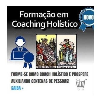 Formação Coaching Holístico