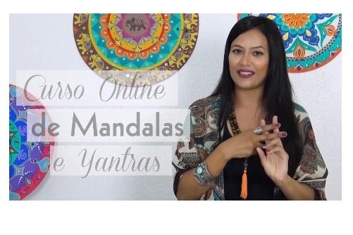 Curso Mandalas Yantras Símbolos Online