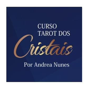 Tarot dos Cristais com Andréa Nunes