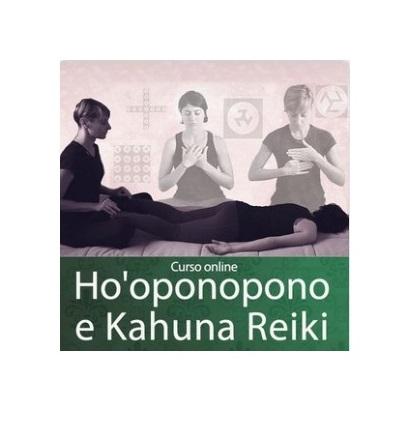 Curso-Ho'oponopono- Kahuna-Reiki-Online